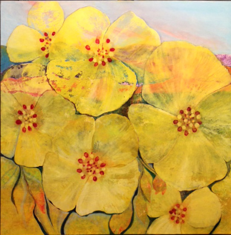 Amy Richardson - Mojave Wild Flowers