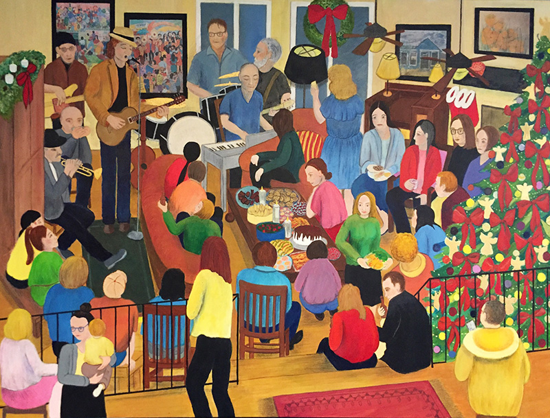 Amy Richardson - The Christmas Party